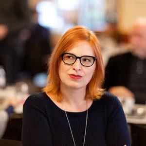 Porträt Natascha Strobl