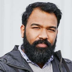 Porträt Stephan Anpalagan