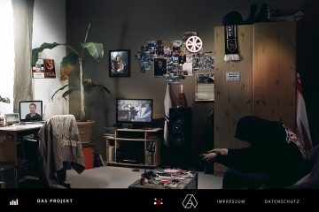 """Screenshot """"Kein Raum für Rechts"""""""