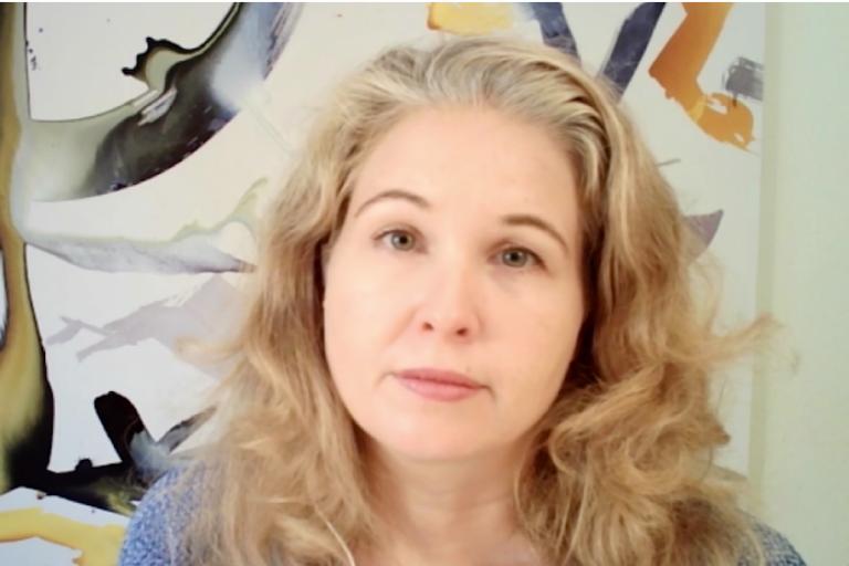 Screenshot Video Vera Lisakowski